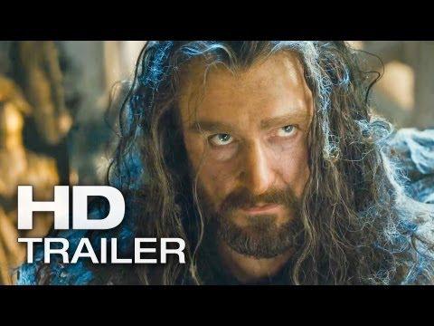 DER HOBBIT 2: Smaugs Einöde Trailer Deutsch German | 2013 Official Film [HD]