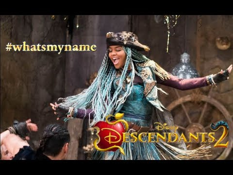 Whats My Name - Descendants 2 - First 25 Seconds