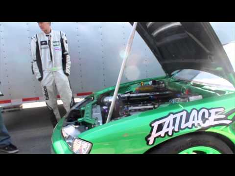 JDM Sport Sponsored Formula Drift Driver Forrest Wang