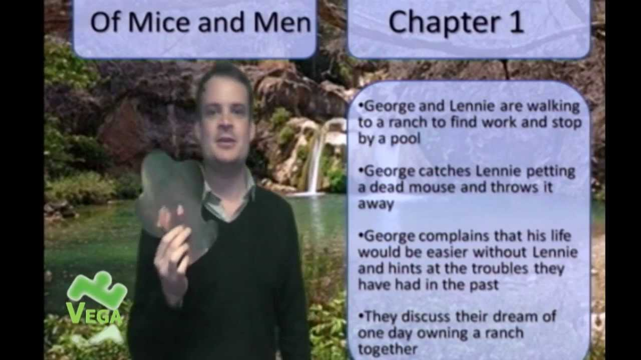The story of mice and men homework help
