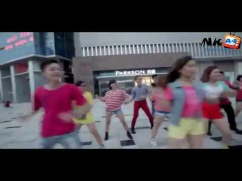 Oppa Viet Nam-Gangnam style version teen Viet nam-Bản cover gây choáng nhất-YG LOVERS CREW