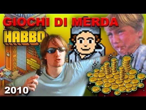 Giochi di Merda - Habbo, Episodio originariamente pubblicato il 7 Luglio 2010. Zeb89 fans page http://www.facebook.com/pages/Zeb89