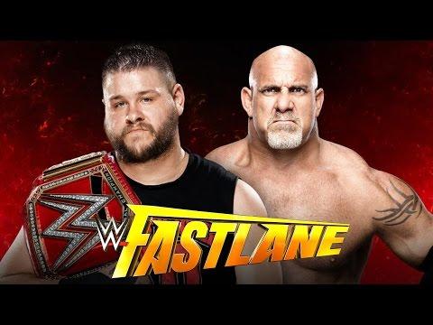 PREDICCIONES WWE Fastlane 2017 / 5 de marzo
