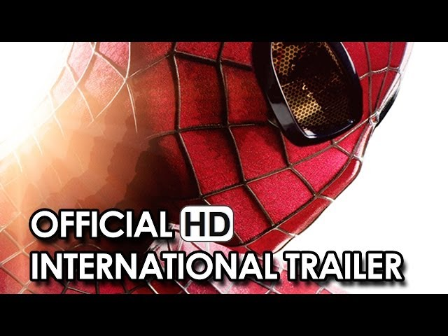 The Amazing Spider-Man 2 - Official International Trailer #1 (2014) HD