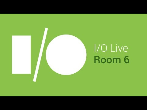 Google I/O 2014 - Day 1 - Room 6