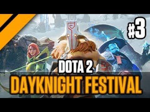 DayKnight Festival P3  - Dota 2 10v10 Viewer Battles