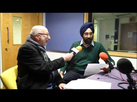 Daljit Singh Makan - Thought for the Day about Identity on BBC Radio Leicester