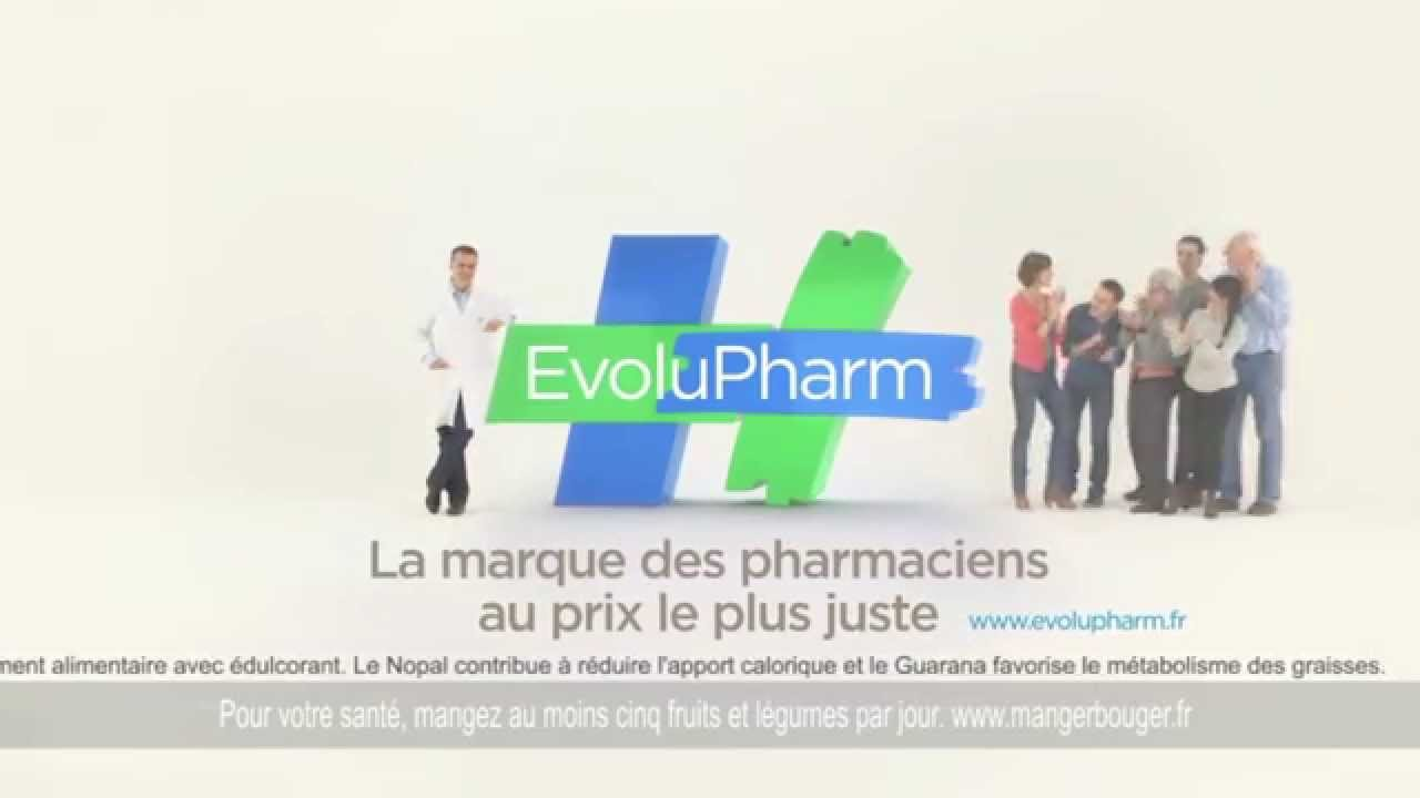 EVOLUPHARM Olinox 10 - YouTube