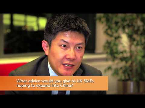 2013 EU SME Assembly - Gateway to China: Help for European SMEs entering the Chinese market