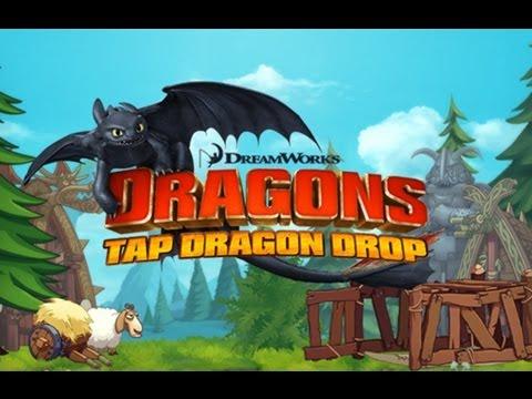 DreamWorks Dragons: TapDragonDrop - Universal - HD Gameplay Trailer