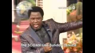 Prophet TB Joshua Sunday 13 Oct 13 Message: Worship God In