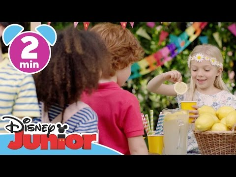 Disney Junior | Summer Party! | Disney Junior UK