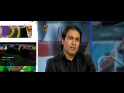 20 Iran 0 0 Nigeria ایران  نیجریه Football World Cup Brazil كأس العالم البرازيل Fútbol Copa del Mund