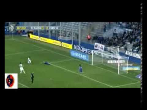 Bastia vs PSG 0-3 Highlights
