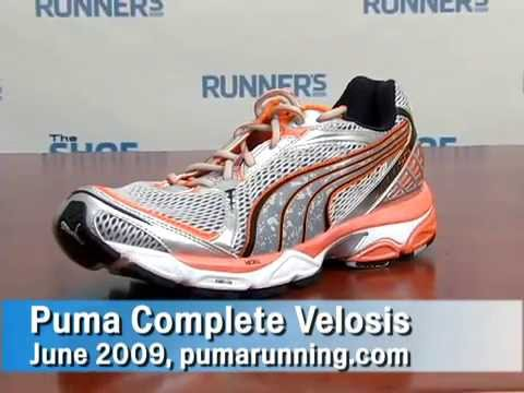 Puma Complete Velosis - Runner's World Shoe Lab