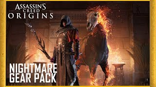 Assassin's Creed Origins - Nightmare Pack Trailer