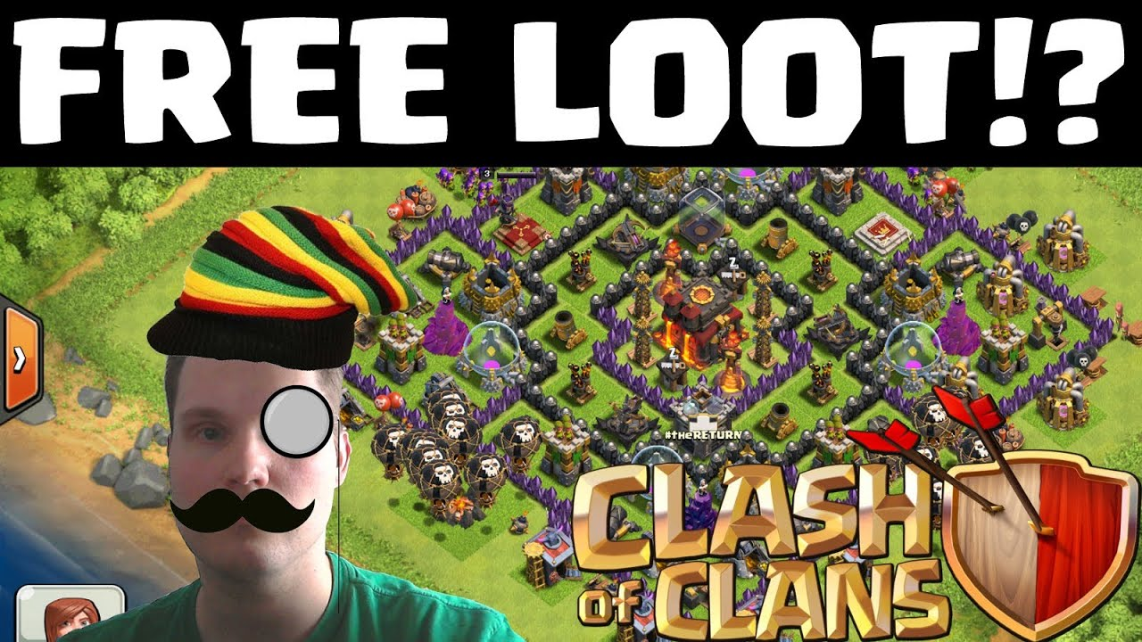 free loot