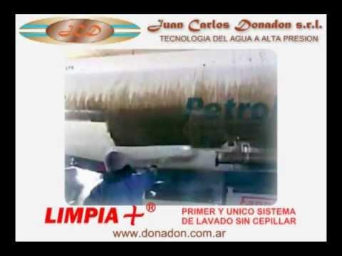 Limpia+® Sistema de Lavado sin cepillar