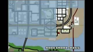 Onde Encontrar Minigun No GTA San Andreas