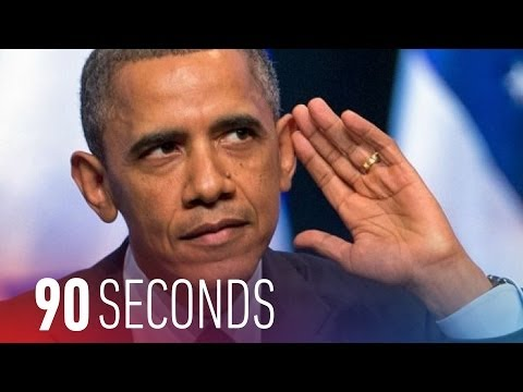 Obama's plan to eliminate NSA phone sweep: 90 Seconds on The Verge