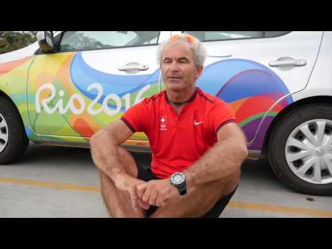 Rio 2016 - Zizi Staniul