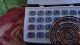 Impulsi Elettromagnetici Veri Ricreati A Casa