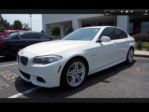 2011 BMW 535i M-Sport Start Up, Exhaust, and In Depth Tour