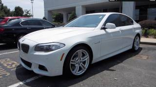 Roadfly.com - 2011 BMW 5 Series 535i Road Test & Review videos