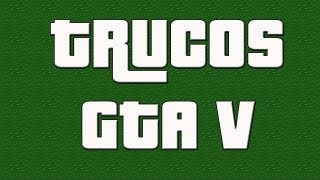 GTA 5 Trucos / Cheats Modo Borracho, Balas Explosivas