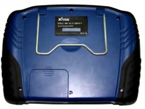 XTOOL PS2 truck professional diagnostic tool-PS2 truck professional diagnostic tool