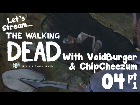 Let's Stream The Walking Dead (Season 1, Episode 4, Part 1)