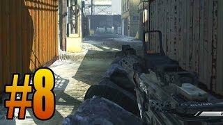 Ghosts 5 KD Challenge Episode 8 - Free For All Gameplay! (Call of Duty: Ghost PS4 Playstation 4)