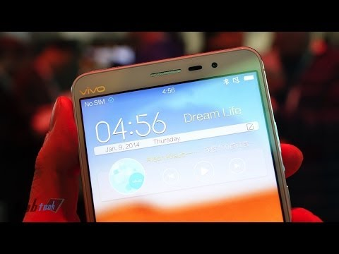 Vivo Xplay 3S mit 6 Zoll und 2K-Display im Hands-On | tabtech.de