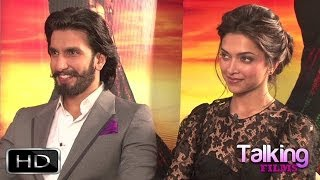 Ranveer-Deepika's Exclusive On Their Physical Chemistry