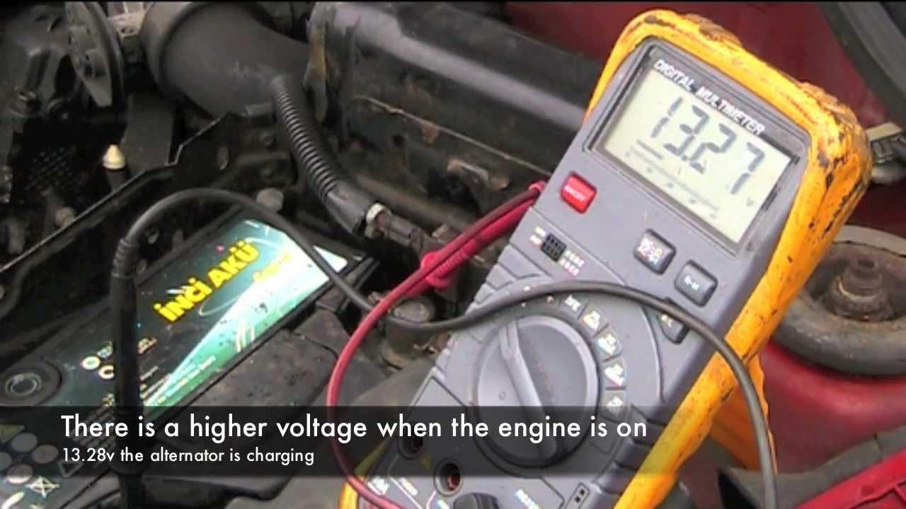 Renault Clio Alternator Repair