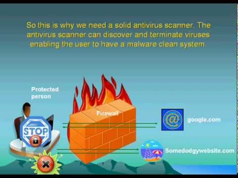 Differences between a firewall and anti-virus scanner and best one for your computer