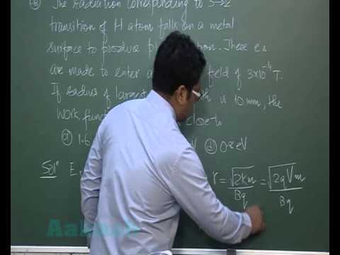 JEE (Main) 2014 Solutions-Physics Paper [Q-47 to Q-50] By Aakash