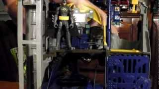 Batman Power Attack: Blast & Battle Batcave Playset Review