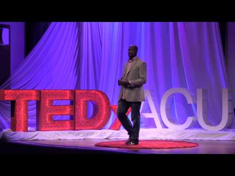 The real importance of sports | Sean Adams | TEDxACU
