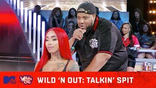 Charlie Clips Does the Unexpected ft. Sky of Black Ink Crew  😱 | Wild 'N Out | #TalkinSpit