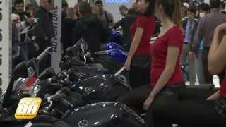 Eurasia Moto Bike Expo 2014 - YAMAHA