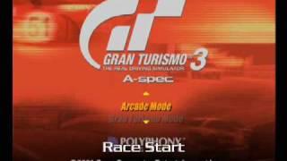 Gran Turismo 3 A-Spec BGM Race Start