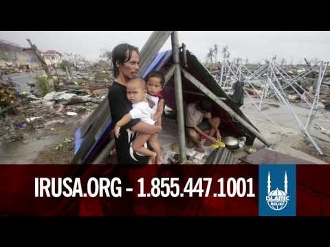 Islamic Relief USA -- The Philippines Needs Your Help