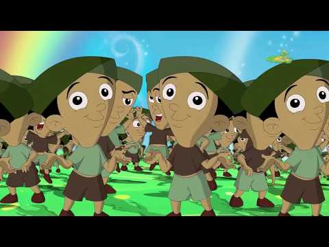 Exclusive Jam Jam Jambura Full Song from Chhota Bheem And The Curse Of Damyaan Movie