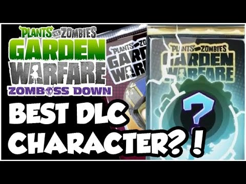 Plants vs. Zombies Garden Warfare - BEST DLC CHARACTER?! JAKE'S FAVORITE!! (Xbox One HD)