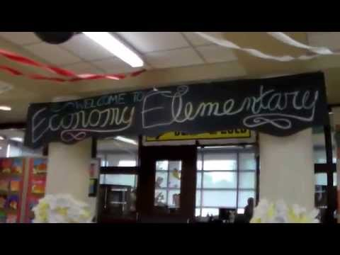 Economy Elementary Class of 2020 6th grade graduation video