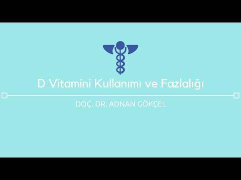 D Vitamini Kullanımı ve Fazlalığı
