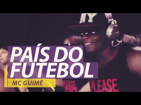 MC Guime - País do Futebol Part. Emicida - FitDance - Coreografia