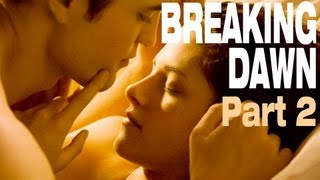 [Movie Review] The Twilight Saga: Breaking Dawn- Part 2