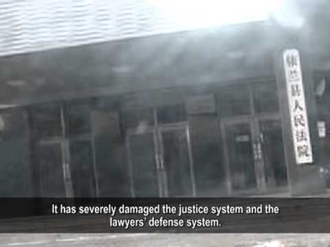 Eight Lawyers Prosecuted Judges For Abusing Their Powers